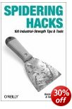 Spidering Hacks by Kevin Hemenway and Tara Calishain